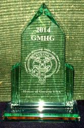 Charles O. Gordon Memorial Grade 4 Junior Piper of the Day Award