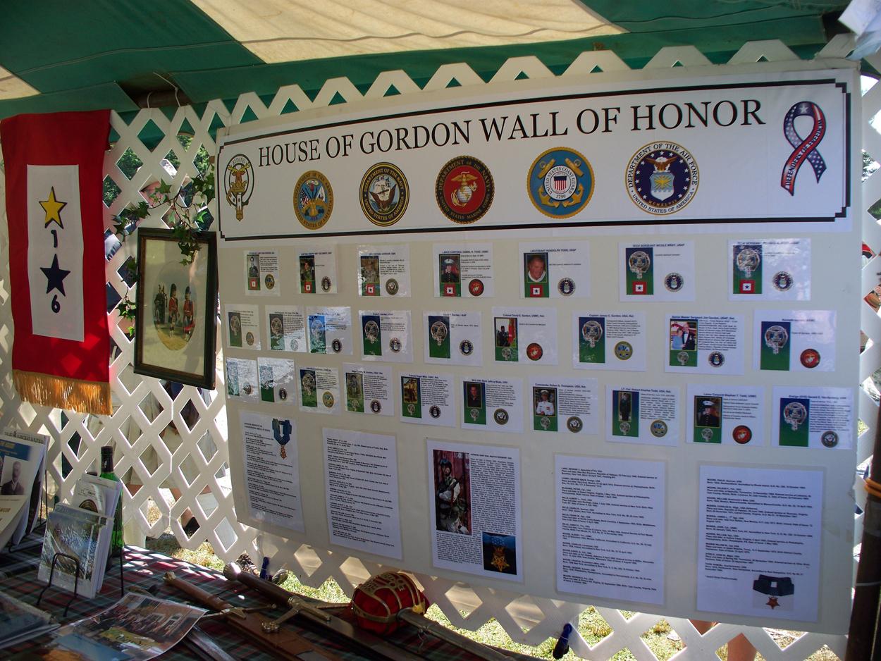 HOG Wall of Honor 2008