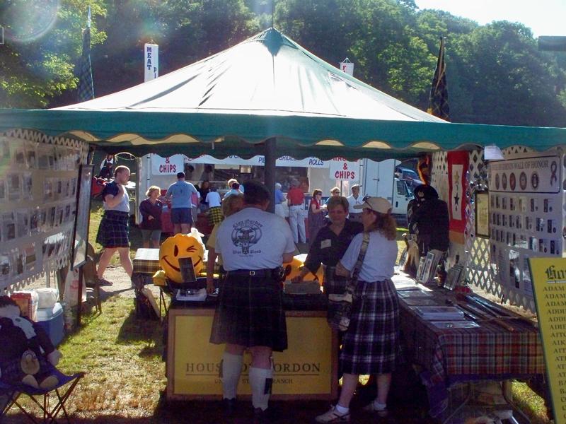 HOG tent 2008