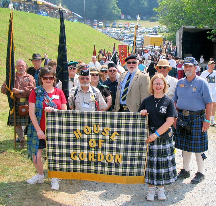 Parade of Tartans